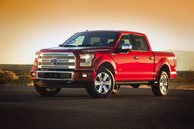 Ford March Sales Numbers Best in Nine Years