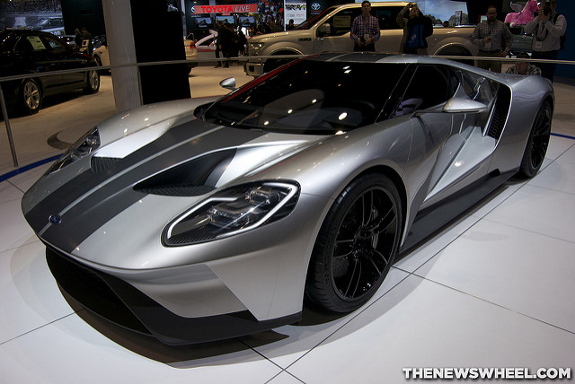 New Ford GT Inspires Fun Non-Automotive Objects