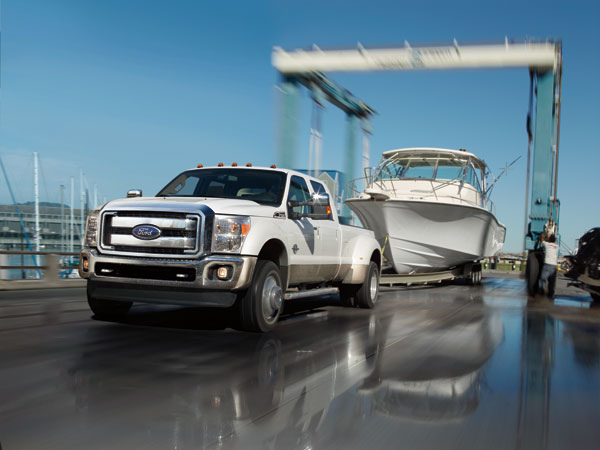 Tips for Trailering a Boat