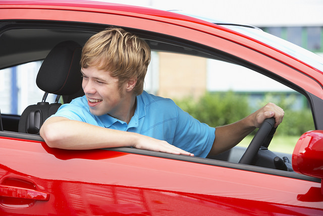 Teaching road safety to teens is important