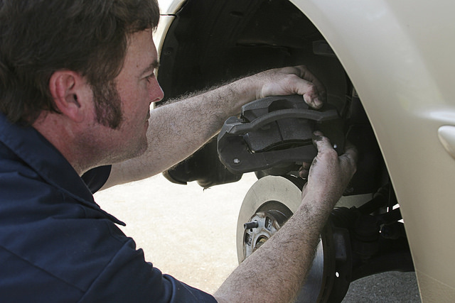 Changing Your Brakes: When and Why You Should