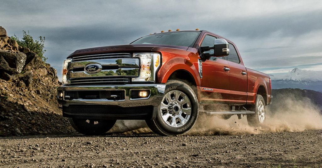 Tremor Off-Road Package Announced for 2020 Ford Super Duty