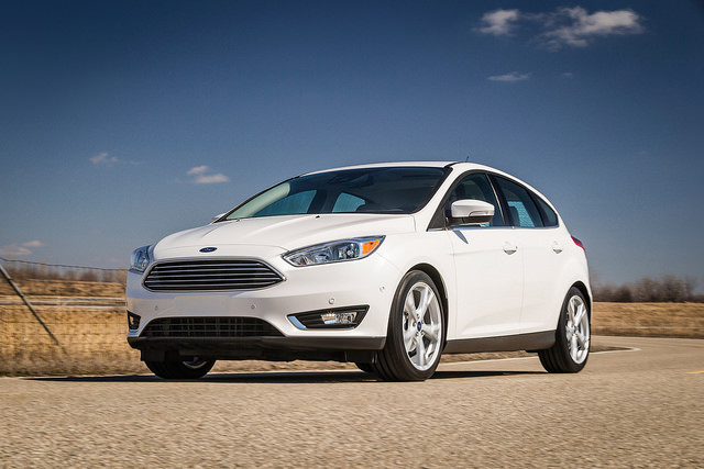 Top Five Reasons to Buy a 2015 Ford Focus
