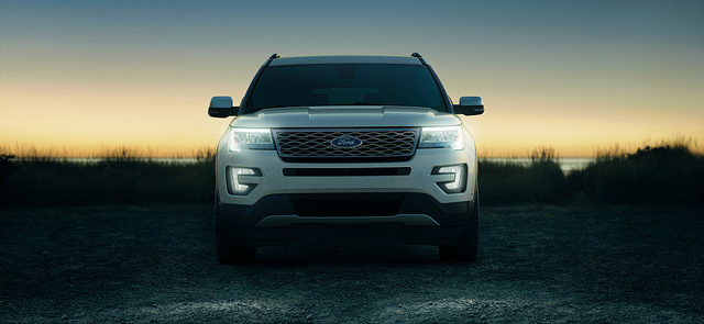 Ford and Gotham Team Up to Showcase the 2016 Ford Explorer