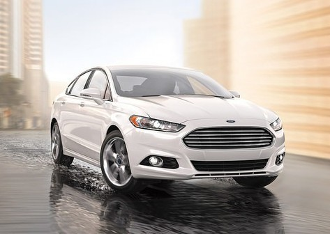 Ford Fusion Hybrid Named U.S. News Best Hybrid Car for Families