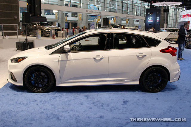 Rumored Ford Focus RS500 Could Increase Power, Decrease Weight