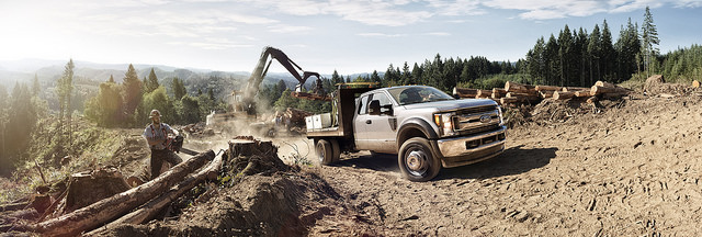 Ford Super Duty Awards Recognize Excellence