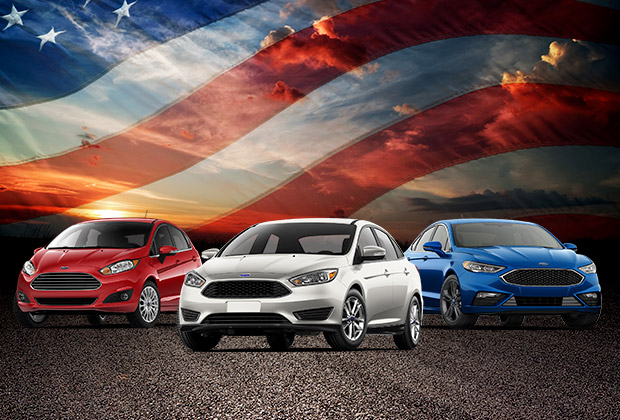 Why You Should Drive a Ford Sedan for Your 4th of July Road Trip