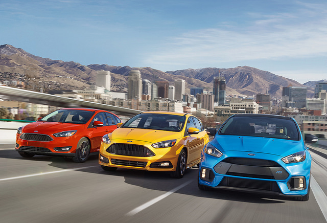 New Ford Focus Features: Raising the Bar