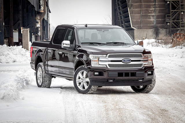 The 2019 Ford F-150 Limited, coming soon to Sun State Ford in Orlando