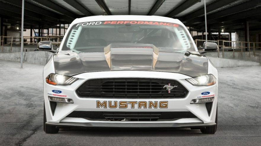 50th Anniversary Mustang Cobra Jet Best Drag 'Stang Ever