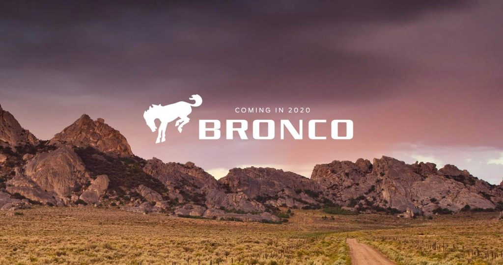 Ford Bronco Hybrid Confirmed by Jim Hackett