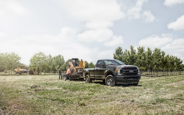 New Ford 7.3-Liter V8 Delivers Best-in-Class Power