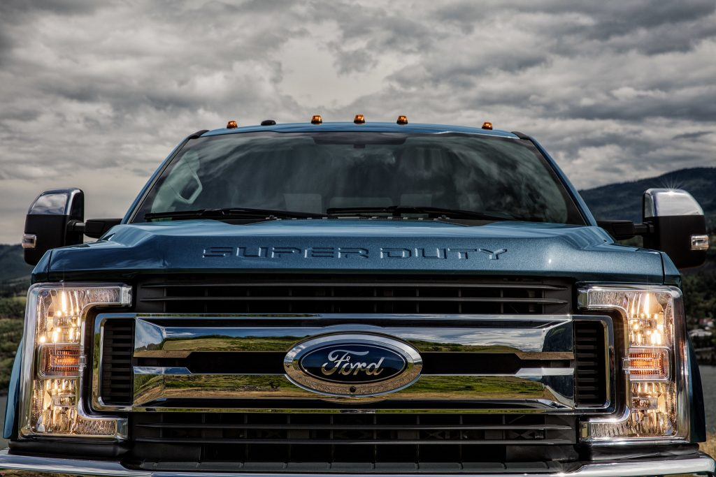 2020 Ford F-Series Super Duty Offers Best-in-Class Towing