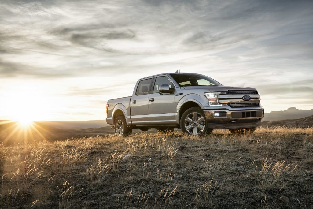 F-Series is Best-Selling Truck in America for 43rd Year in a Row