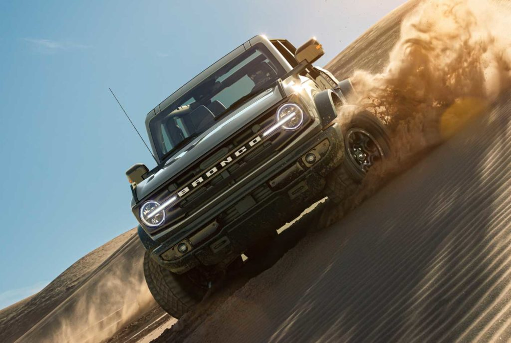 Meet the All-New 2021 Ford Bronco