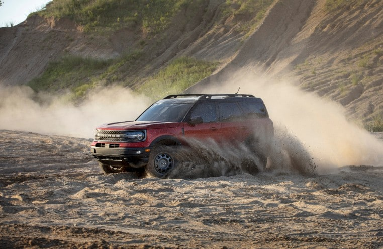Gear Up for the 2021 Ford Bronco Sport