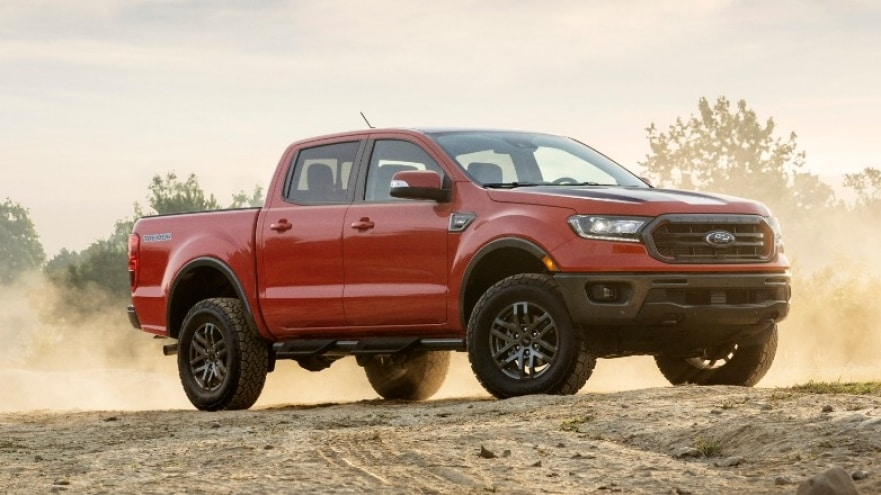 Ford Announces 2021 Ranger Tremor Off-Road Package