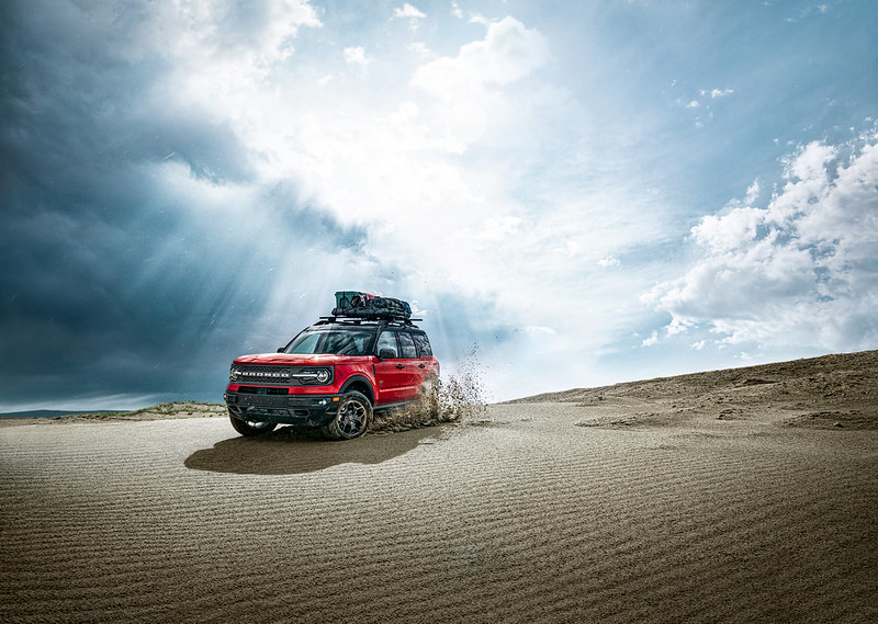 All-new Ford Bronco Sport Earns Top Safety Pick+ Designation